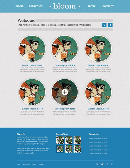43cbc_freebies_portfolio-free-psd1-550x710